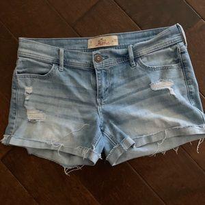 Hollister midi shorts